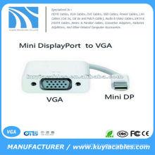 Mini Display Port Adaptateur DP à VGA Adaptateur Câble Pour Mac iMac MacBook