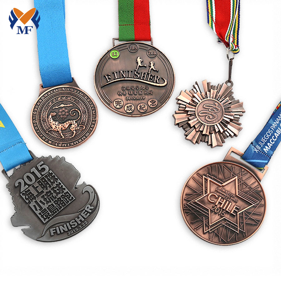 Runs With Medals