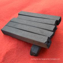 madera natural aserrín briqueta carbón vegetal sin humo aserrín briquetas carbón