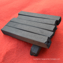 Machine Made 100% Natural Hardwood Sawdust Briquette Charcoal for BBQ Restaurant