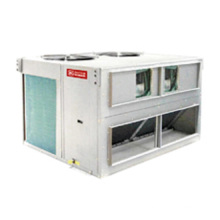 Rooftop air cooled air conditioner unit
