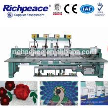 Richpeace computarizado chenille chainstitch bordado máquina