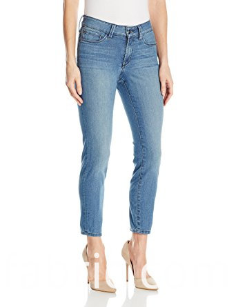 529women S Petite Size Alina Skinny Convertible Ankle Jeans