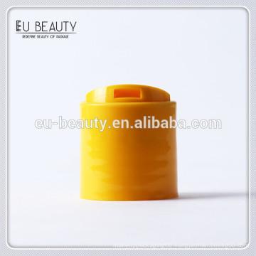 24/410 disc top cap / press cap / hair shampoo cap