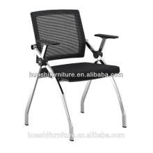 fashionable and simple style stainless steel auditorium chair