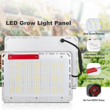 Nuevo diseño de planta Full Spectrum Panel Led GrowLight