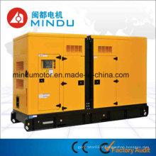 Groupe électrogène d'Electirc de moteur d'or du fournisseur 100kw CUMMINS