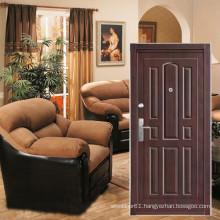 stainless steel door material iron door