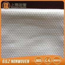 Nonwoven Spunlace 100% viscose Malha / plain / em relevo / dot salão de mão toalhas faciais