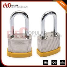Elecpopular Contemporary Designed Laminated Steel Metal Combination Padlock