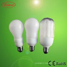 11W-25W ampoule de forme Globe (toutes badette ampoules)