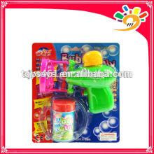 Großhandelsblasengewehr!, Plastikluftblasengewehr, lustiges Reibungs-Luftblasen-Gewehr-Spielzeug, blinkende Luftblasen-Gewehr für Kinder mit einzelnem Luftblasen-Wasser