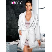 Miorre Оптовая OEM Женская пижамы робы %100 Microplyester Полярные ткани