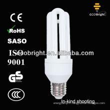 Energy Saver lampe T4 3U 20W 8000H CE qualité
