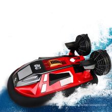 Volantex 2.4G RC 2 in 1 Water and Land Drift Ship Radio Control Electric RC Boat Toy