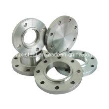 Shandong carbono forjado acero brida con máquina CNC