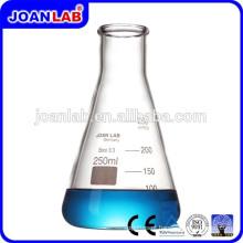 JOAN LAB Hot Sale Boro3.3 Balão cónico de vidro com pescoço estreito