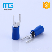 Copper insulated spade cable joint terminals connectors