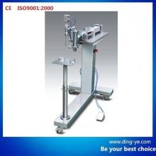Полуавтоматическая машина для фасовки жидкостей