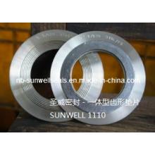 Kammprofile Joint avec anneau extérieur intégré (SUNWELL)