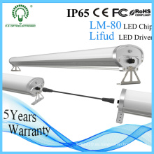 Luz de techo blanca del LED de la naturaleza de los 120cm 4FT 40W / 50W IP65 2016