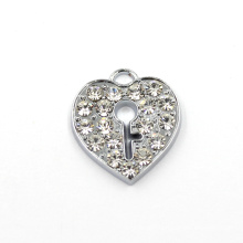 Fashion Shaped Charms Key and Lock Pendant for Necklace