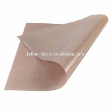 China Premium Grade Hitzebeständiges Teflon Blatt Wärmeübertragung Papier Teflon Blatt für Hitze Presse