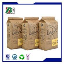 Мешочек с плоской нижней кромкой / сумка для кофе