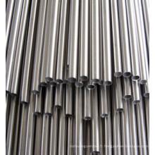 304 / 316L Tube de tuyauterie en acier inoxydable sanitaire en acier inoxydable