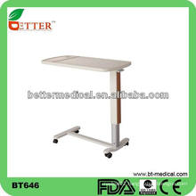 high quality ABS board Overbed table