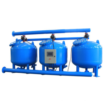 Automatic Backwash Bypass Sand Filter in Cooling Tower Circulating Industrial Water (YLD)
