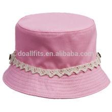 fashionable cool bucket hat