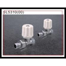 Tipos de válvulas del radiador del mercado común