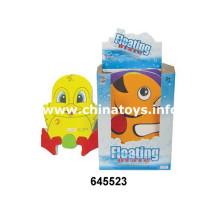Pato flutuante bomba de água da placa de brinquedo popular design animal (645523)