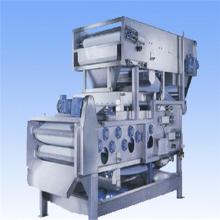Автоматический ленточный фильтр-пресс