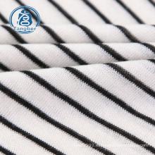 Tejido personalizado de rayas de algodón de alta calidad