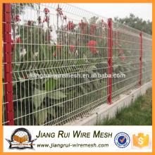 Высокое качество безопасности ПВХ покрытием 3D Wire Mesh Fence