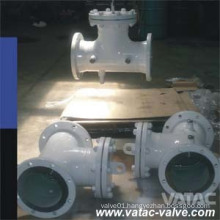 Bolted Bonnet Flanged RF/Bw/Sw/NPT Ends T Strainer From Wenzhou