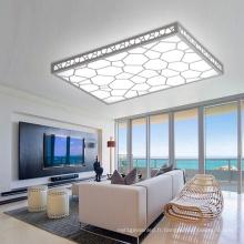 Lampe de plafond de cube d'eau de PVC de qualité / plafonnier