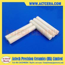 Zirconia y alúmina de cerámica redondo barras redondas Bar precisión de mecanizado