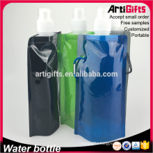 Custom design insulated collapsible water bottle wholesale