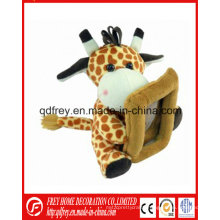 Cute Giraffe Toy Photo Frame for Promotion Gift