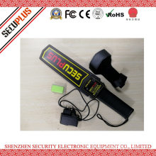Fashionable Hand Held Meta Detector SPM-2008 Body Scanner for Airport use