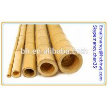 "2"" Durable Natural Bamboo Wood Drapery Pole Rod"