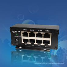150Mbps no router sem fio da parede para o porto dos quartos de hotel 4