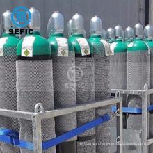 empty gas cylinder price Nitrogen/Oxygen/Acetylene bottled customized design