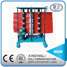 Hydraulische Bedachungsplatte Crimpmaschine / Wölbungsmaschine Kurvenmaschine