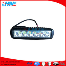 18W Led Working lamp For Truck Car Jeep Suv Utv