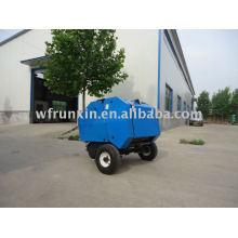Star type round hay baler (CE, tractor type)/straw baler
