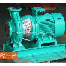 Bomba de agua de enfriamiento con motor eléctrico